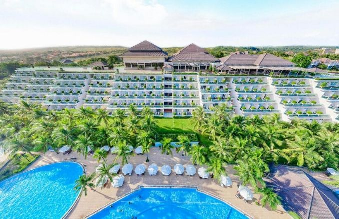 CHECK-IN ĐỂM ĐẾN HOT SEA LINKS MŨI NÉ 5*